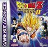 Dragon Ball Z - The Legacy Of Goku II (Eurasia) ROM cover