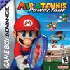 Mario Tennis Advance - Power Tour ROM cover