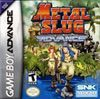 Metal Slug Advance ROM cover