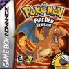 Pokemon - Fire Red Version (V1.1) ROM cover
