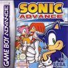 Sonic Advance ROM cover