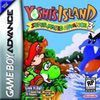 Super Mario Advance 3 - Yoshi's Island ROM cover