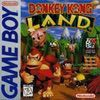 Donkey Kong Land ROM cover