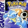 Pokemon - Blaue Edition ROM cover