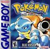 Pokemon - Blue Version ROM cover