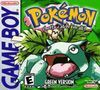 Pokemon Green ROM cover