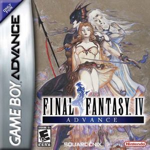 Final Fantasy 4 Advance ROM cover