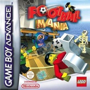 Lego Football Mania (Mode7) ROM cover