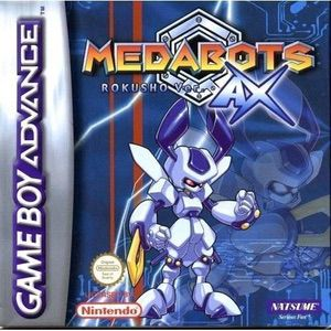 Medabots Ax Rokusho Version Gameboy Advance Gba Rom Free Download