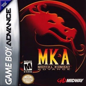 Mortal Kombat Advance ROM cover