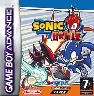 Sonic Battle ROM cover